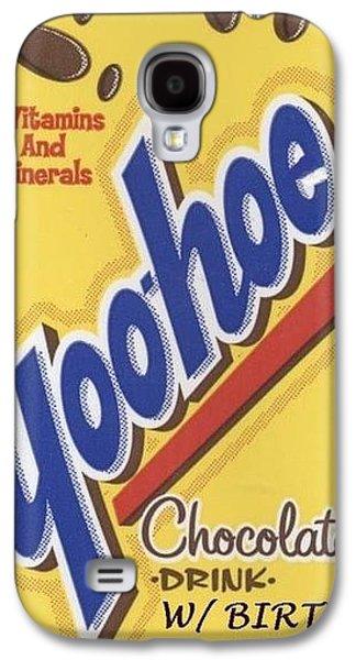 Yoohoe Galaxy S4 Case by James Eye