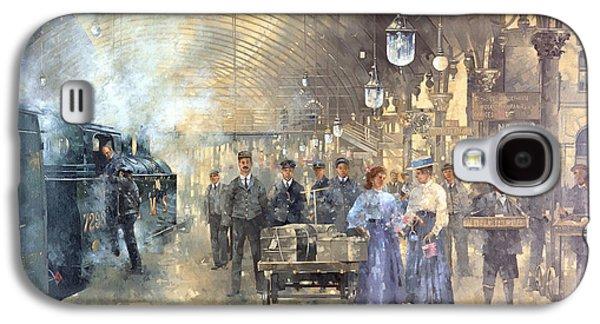 York Railway Station  Galaxy S4 Case