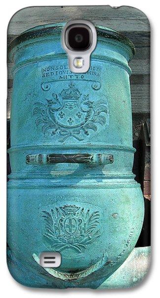 Yorktown Cannon Galaxy S4 Case by Skip Willits