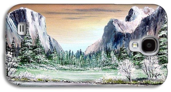 Yosemite Valley Artist Point Galaxy S4 Case by Bill Holkham