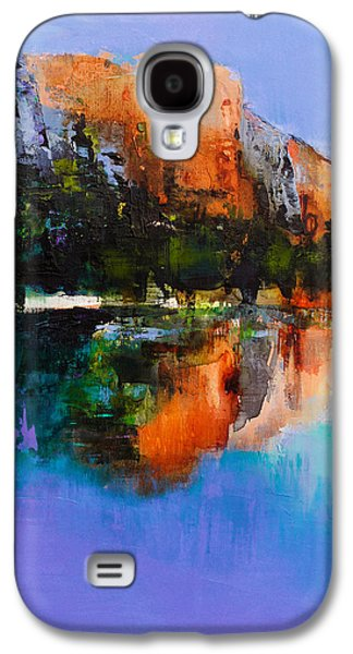Yosemite Valley Galaxy S4 Case by Elise Palmigiani