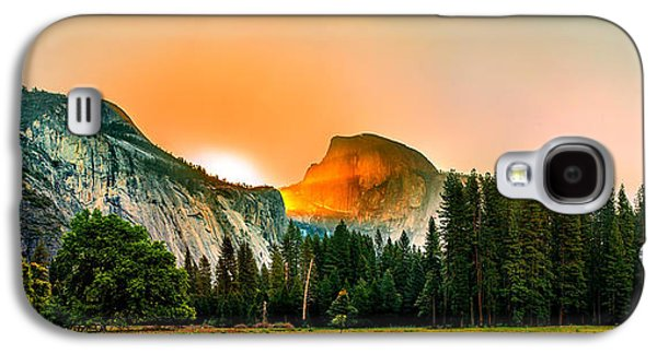 Sunrise Surprise Galaxy S4 Case by Az Jackson