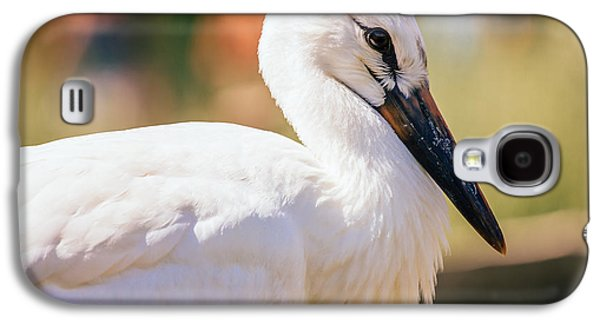 Young Stork Portrait Galaxy S4 Case by Pati Photography