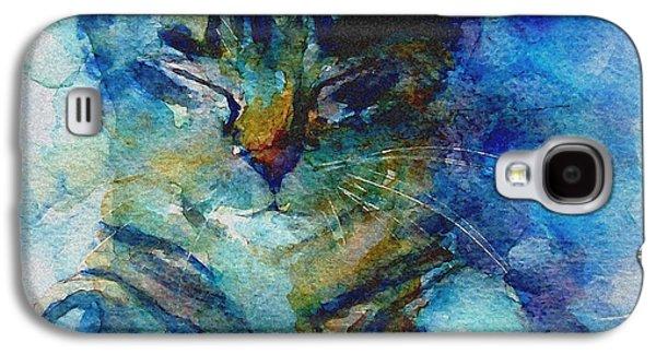 Cat Galaxy S4 Case - You've Got A Friend by Paul Lovering