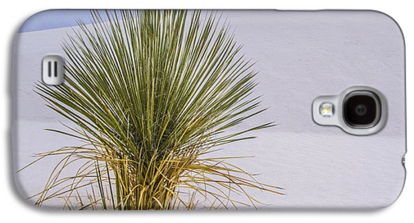 Yucca At White Sands Galaxy S4 Case