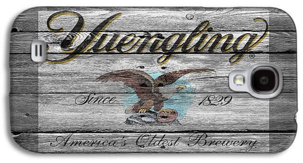 Yuengling Galaxy S4 Case by Joe Hamilton