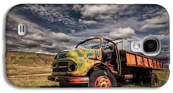 Truck Galaxy S4 Case - Z 466 by ?orsteinn H. Ingibergsson