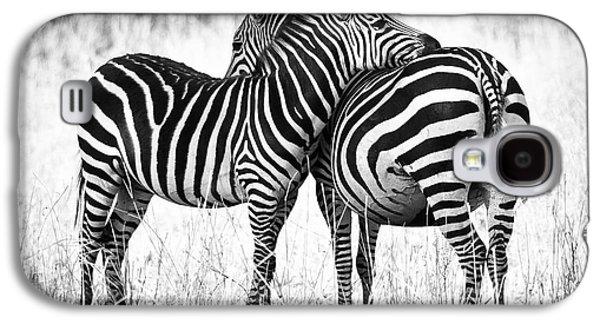 Zebra Love Galaxy S4 Case