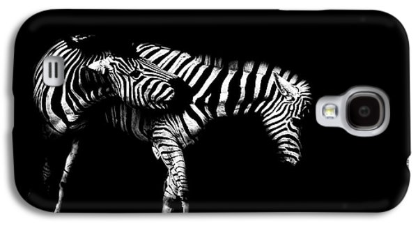 Zebra Stripes Galaxy S4 Case