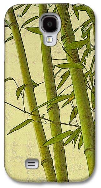 Zen Bamboo Abstract I Galaxy S4 Case