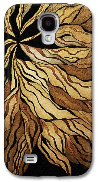 Zen Blossom Galaxy S4 Case by Brenda Bryant