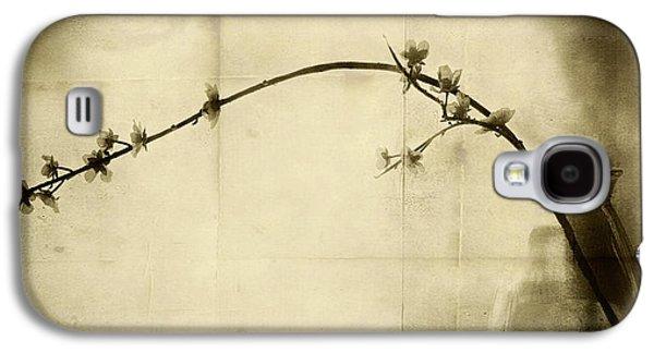 Cherry Blossoms Galaxy S4 Case - Zen by Jeffrey Hummel