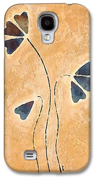 Zen Splendor - Dragonfly Art By Sharon Cummings. Galaxy S4 Case