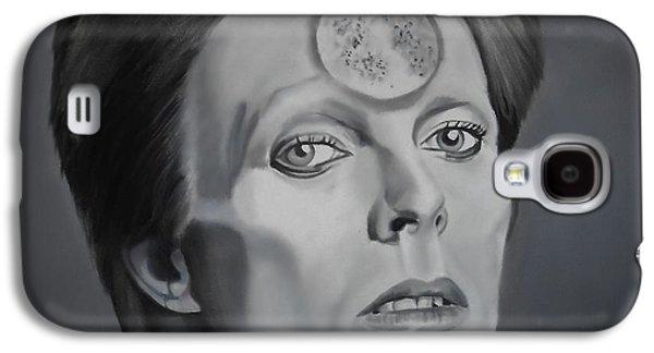 Ziggy Stardust Galaxy S4 Case by Brian Broadway