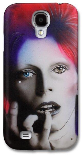 Ziggy Stardust Galaxy S4 Case
