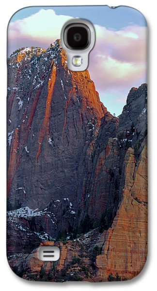 Zion National Park , Utah Galaxy S4 Case by Scott T. Smith