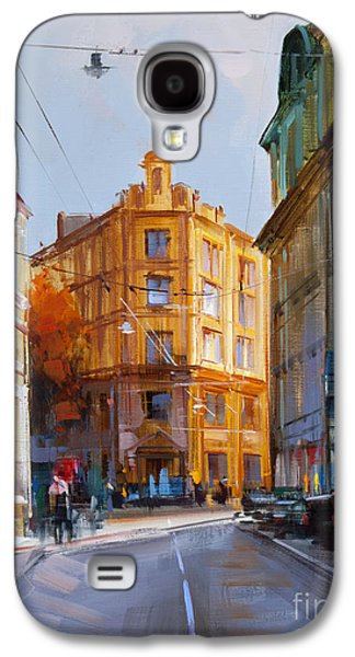 Zlatoustinskiy Alley.  Galaxy S4 Case by Alexey Shalaev