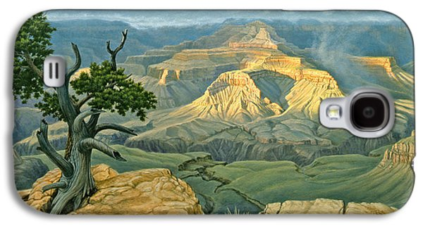 Zoroaster Temple From Yaki Point Galaxy S4 Case