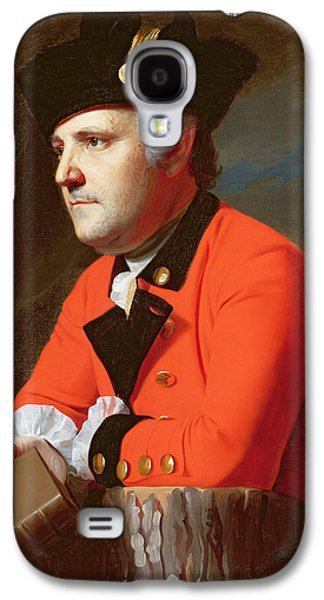 Colonel John Montresor  Galaxy S4 Case by John Singleton Copley