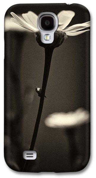 Dark Daisy  Galaxy S4 Case by Stelios Kleanthous