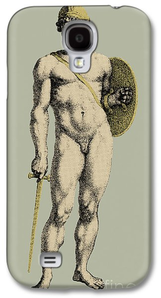 Ares, Greek God Of War Galaxy S4 Case by Photo Researchers