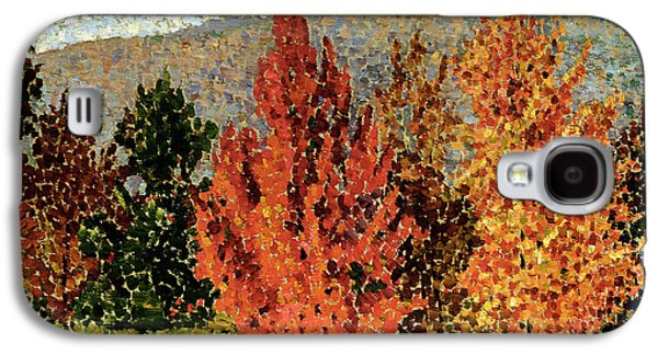 Autumn Landscape Galaxy S4 Case