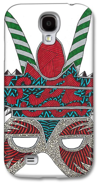 Badge Of Office Galaxy S4 Case by Jerry Conner