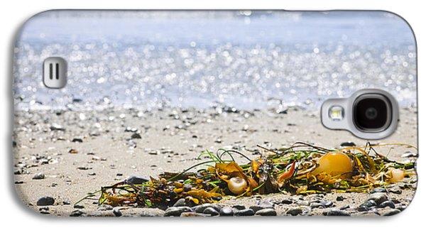 Beach Detail On Pacific Ocean Coast Galaxy S4 Case