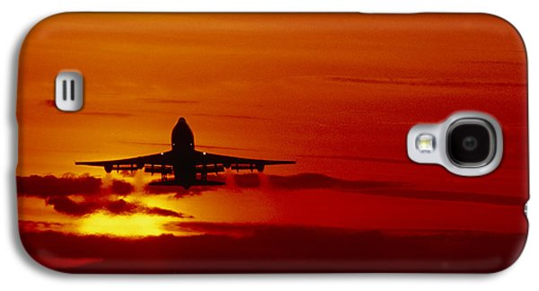 Boeing 747 Galaxy S4 Case