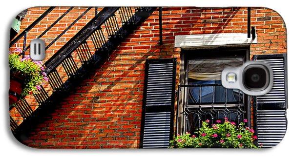 Boston House Fragment Galaxy S4 Case