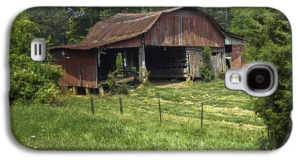 Broad Roofed Barn Galaxy S4 Case