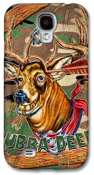 Bubba Deer Galaxy S4 Case