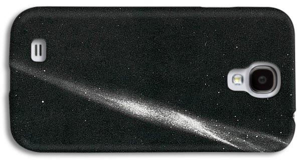 Comet Ikeya Seki, 1965 Galaxy S4 Case by Science Source