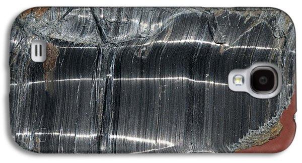 Crocidolite Asbestos Mineral Galaxy S4 Case