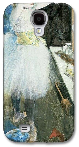 Dancer In Her Dressing Room Galaxy S4 Case