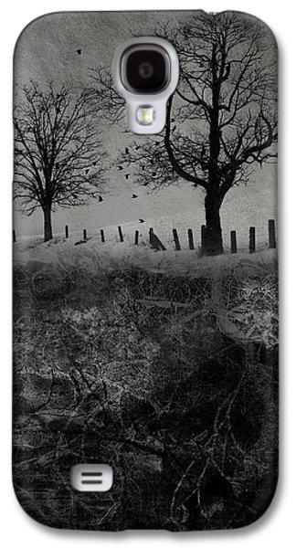Dark Roost Galaxy S4 Case by Ron Jones