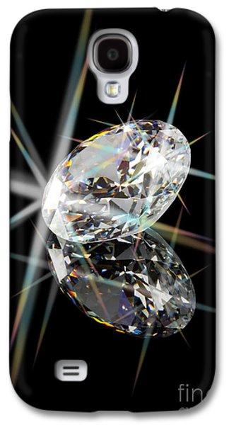 Diamond Galaxy S4 Case