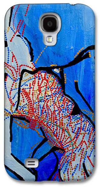 Dinka Corset - Manlual - South Sudan Galaxy S4 Case