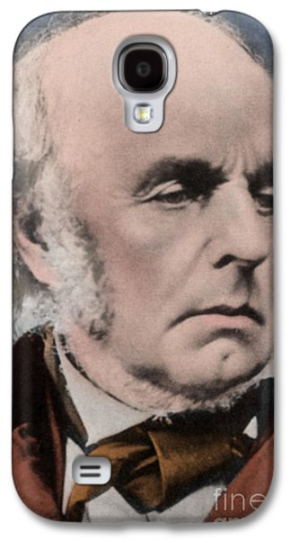 Edward Fitzgerald Galaxy S4 Case by Science Source
