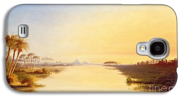 Egyptian Oasis Galaxy S4 Case
