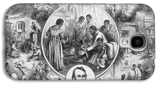 Emancipation Proclamation Galaxy S4 Case