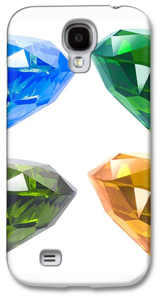 Four Diamond Galaxy S4 Case