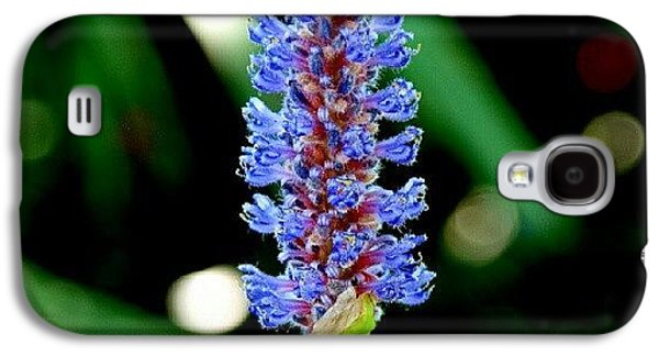 Beautiful Galaxy S4 Case - Glowing Pond Beauty by James Granberry