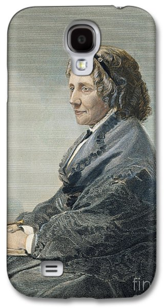 Harriet Beecher Stowe Galaxy S4 Case