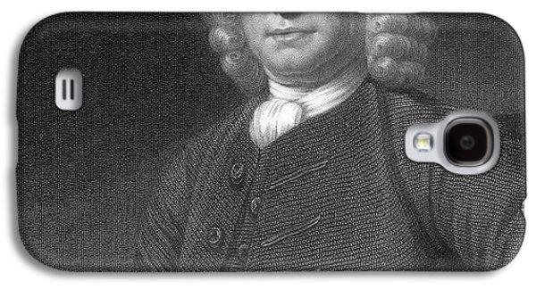 John Harrison, English Inventor Galaxy S4 Case