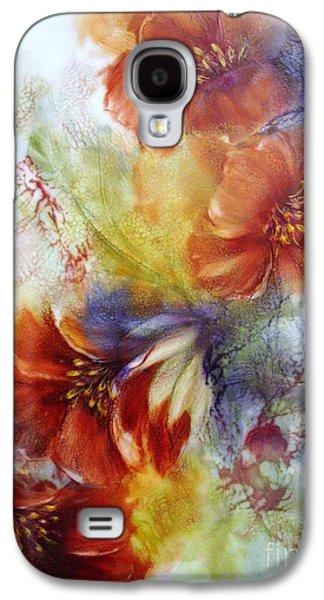 La Bignonia Rossa Galaxy S4 Case