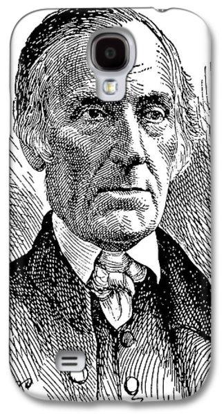 Levi Coffin (1798-1877) Galaxy S4 Case