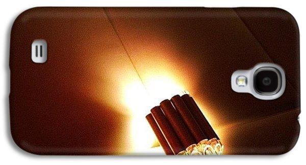 Light Galaxy S4 Case - Light by Natasha Marco