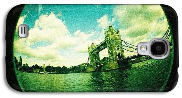 London Galaxy S4 Case - #london by Ozan Goren