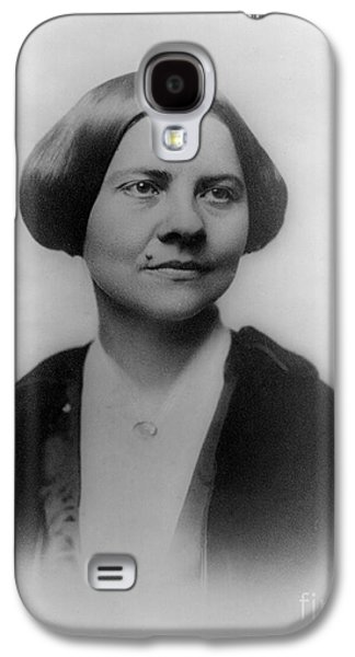 Lucy Stone, American Abolitionist Galaxy S4 Case